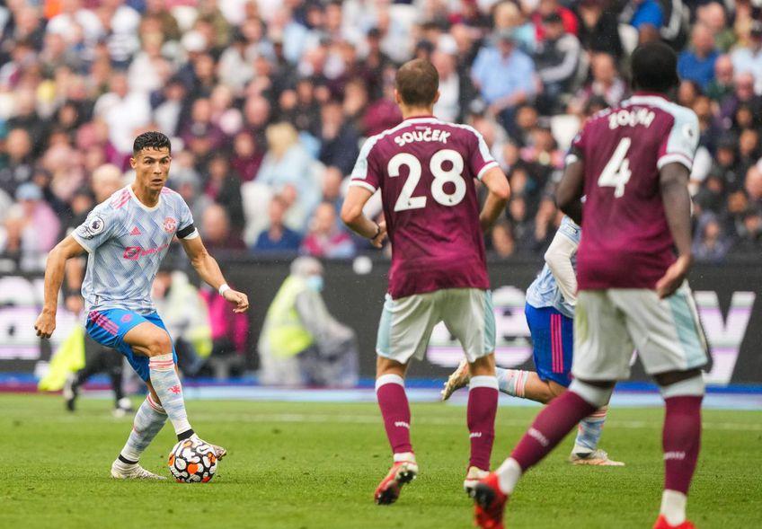 West Ham - Manchester United 1-2 Foto: Imago