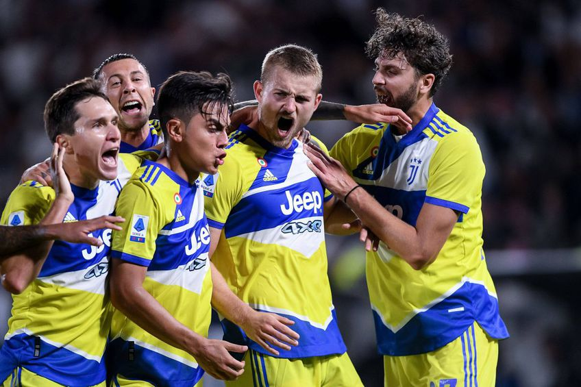 Spezia - Juventus, 2-3 Foto: Imago