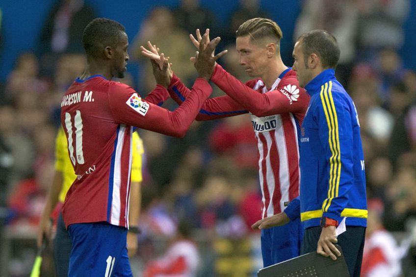 Jackson Martinez, la Atletico Madrid // foto: Guliver/gettyimages