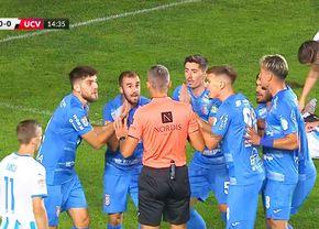 """""""Hoții, hoții"""" » Decizie de neînțeles în Chindia - CSU Craiova! Ce a văzut arbitrul?"""