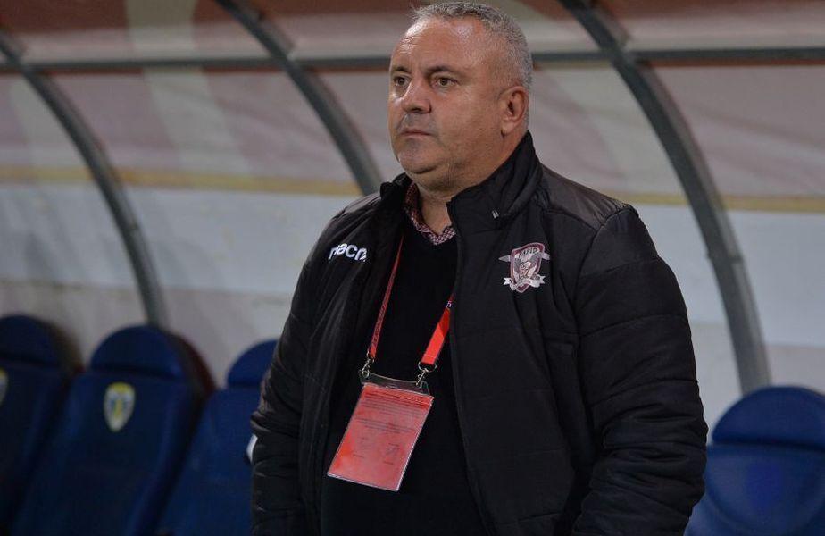 Mihai Iosif, antrenor interimar Rapid