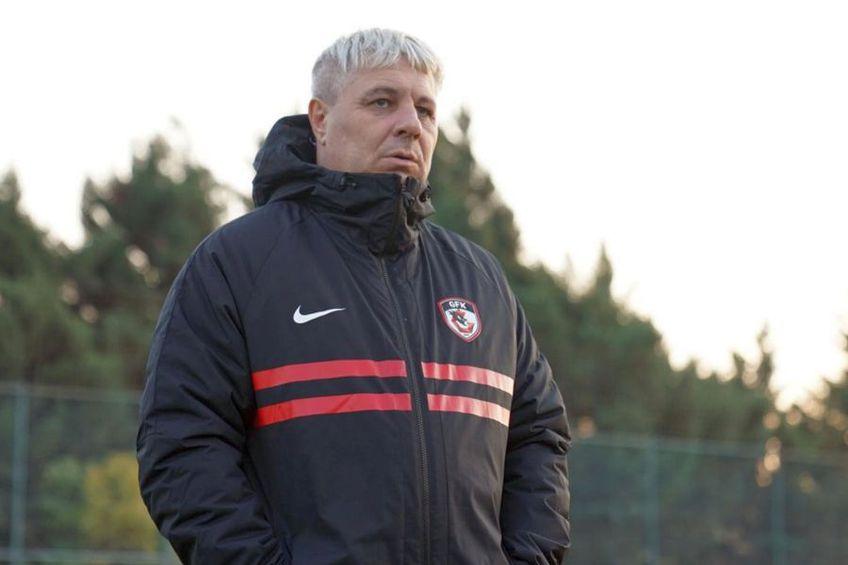 Marius Șumudică // foto: Facebook @ Gaziantep Futbol Kulubu