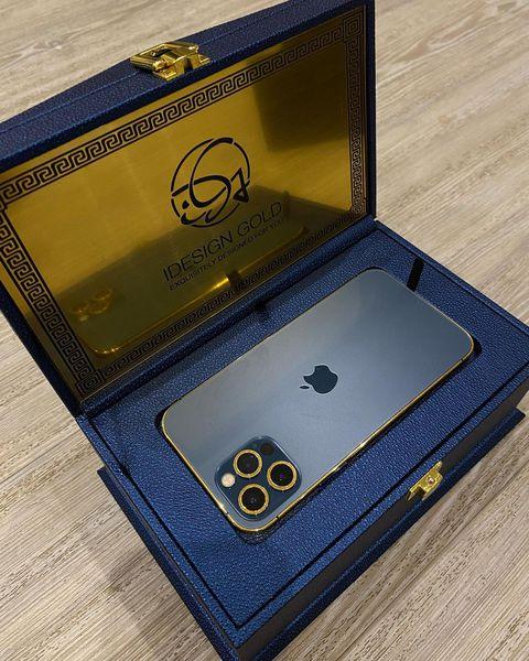 iDesign Gold iPhones