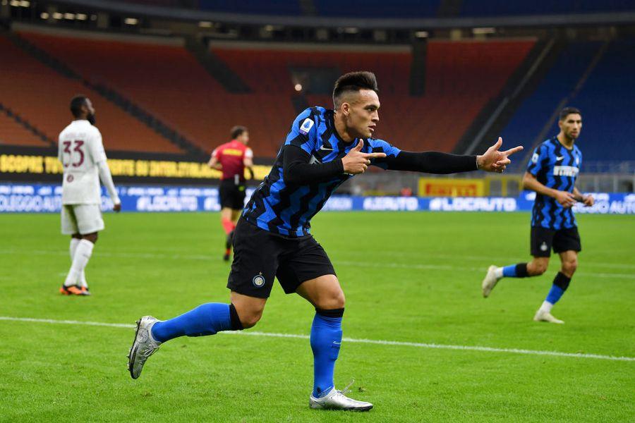 Inter - Torino 4-2 (22 noiembrie 2020)