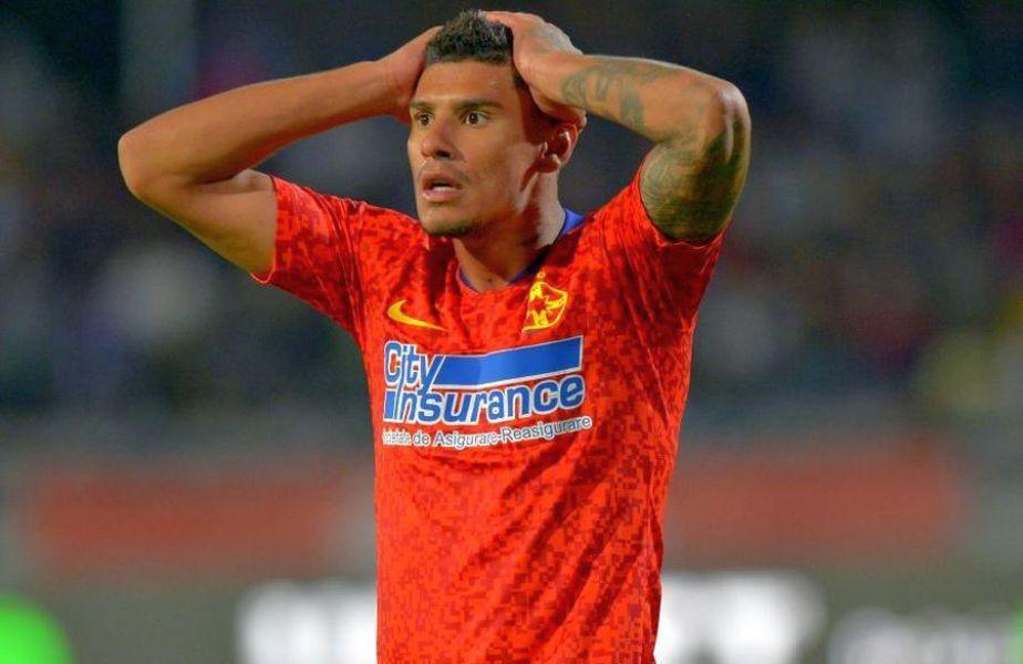 FCSB. Absența lui Florinel Coman (22 de ani, extremă stânga) se prelungește și staff-ul medical are un nou obiectiv în ceea ce îl privește: să fie apt de joc la jumătatea lui decembrie, când au loc derby-urile cu CFR și CS Universitatea Craiova.
