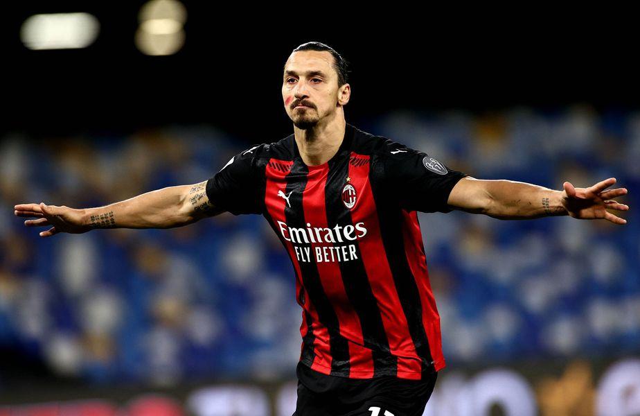 AC Milan a învins-o pe Napoli în deplasare, scor 3-1, în capul de afiș al rundei cu numărul 8 din Serie A.