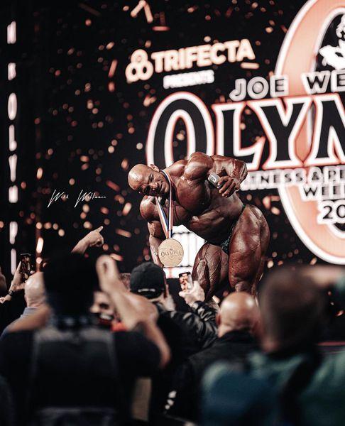 Mamdouh Elssbiay, MONSTRUL din Egipt, e Mr. Olympia 2020!