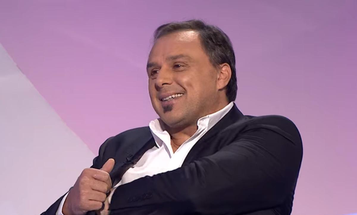 """FCSB. Mihai Stoica și-a """"tăvălit"""", din greșeală, un jucător în public » Panduru a început să râdă în direct"""
