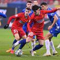 FCSB și FC Voluntari se întâlnesc în etapa #18 din Liga 1