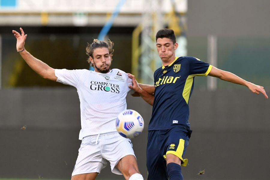Reinaldo Radu la Parma (dreapta) // foto: Imago
