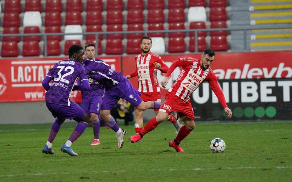 FOTO UTA - FC ARGEȘ 23.01.2021