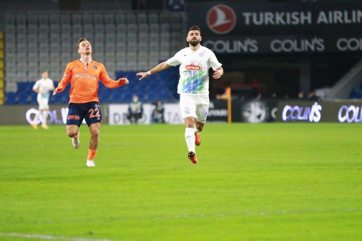 FOTO. Istanbul Bașakșehir - Rizespor 1-1 » Echipa lui Șumudică i-a ținut piept campioanei! Urmează șocul cu Fenerbahce