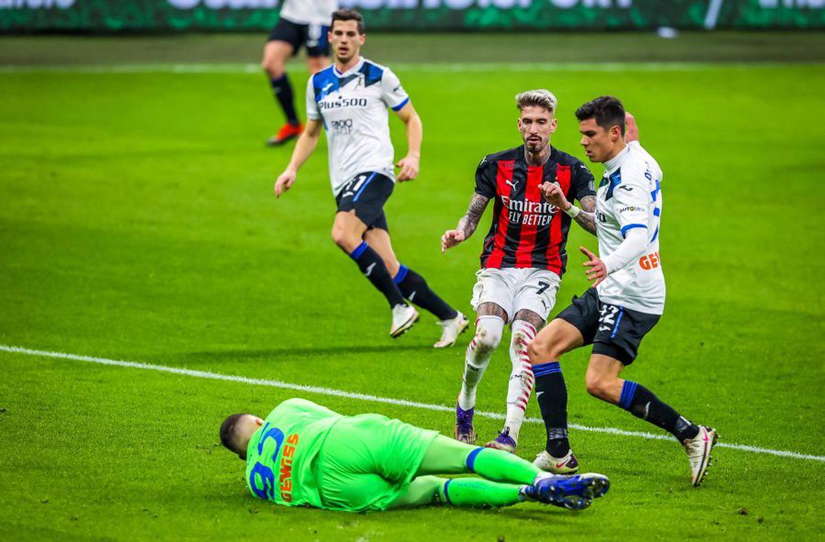 """VIDEO + FOTO. AC Milan, umilită în Serie A, chiar pe """"San Siro""""! Tătărușanu a văzut de pe bancă o fază rară în fotbal"""