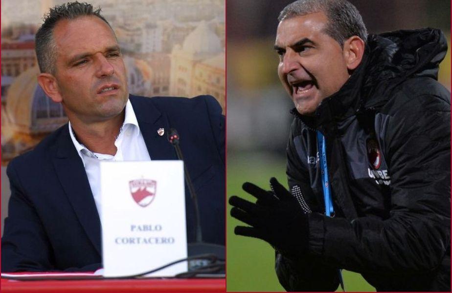 Pablo Cortacero, acționarul majoritar de la Dinamo, i-a răspuns în premieră lui Jerry Gane, după atacurile repetate ale antrenorului la adresa lui.