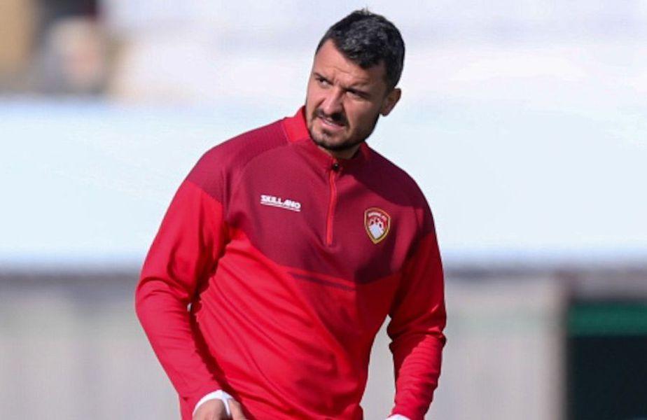 Vivi Răchită, un apropiat al lui Constantin Budescu (32 de ani, mijlocaș ofensiv), a dezvăluit o discuție purtată recent cu jucătorul lui Damac FC (Arabia Saudită).