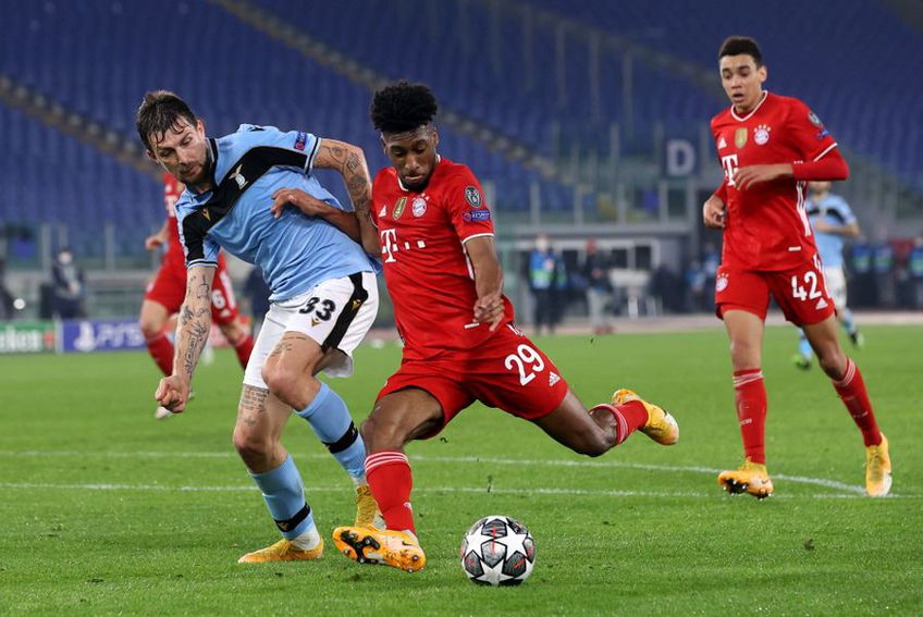 Lazio - Bayern, live pe GSP.ro // foto: Guliver/gettyimages