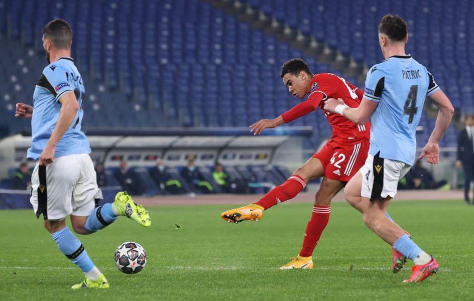 Lazio - Bayern Munchen // 23.02.2021