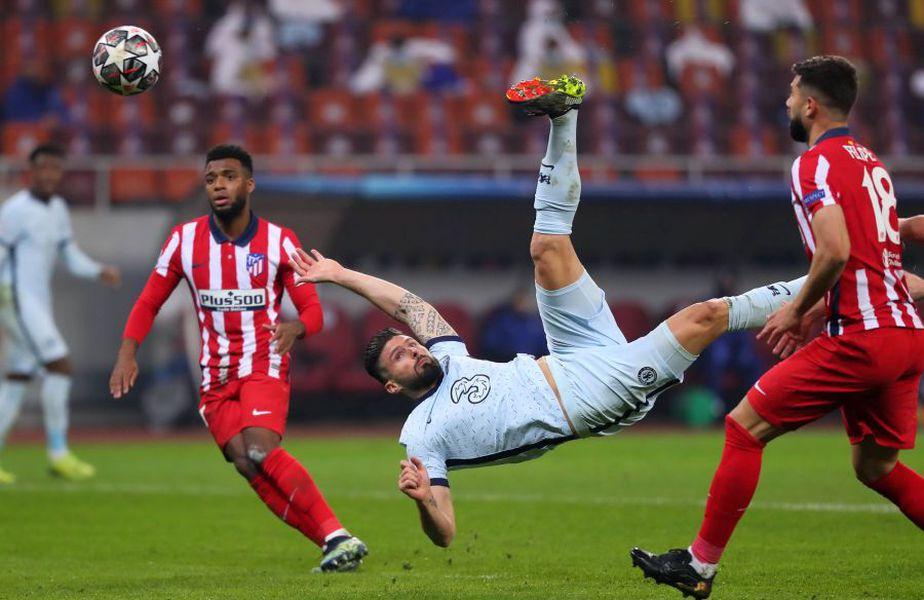 Atletico Madrid - Chelsea se va disputa pe Arena Națională / foto: Imago Images
