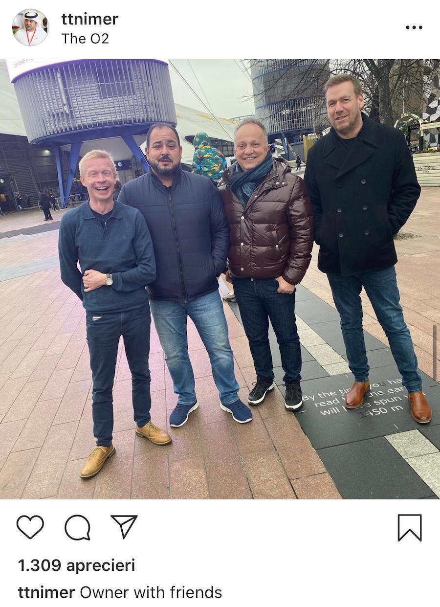 """EXCLUSIV Dosarul Șeicii: mărturie din Anglia despre cumpărarea lui Dinamo » """"Florică mi-a zis că fotbalul e doar afacere"""" + acuze de asasinat, escrocherie și planuri imobiliare ascunse"""