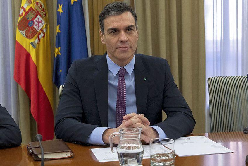 Pedro Sanchez , primul ministru al Spaniei // FOTO: Guliver/GettyImages