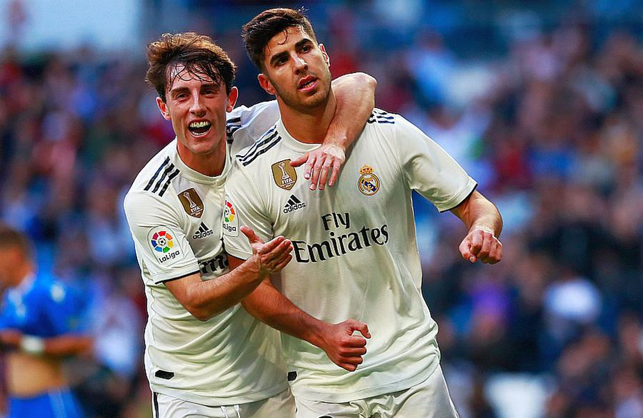 Marco Asensio // FOTO: Guliver/GettyImages