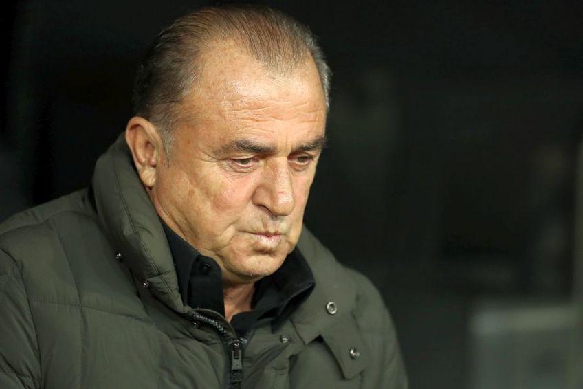 Fatih Terim, antrenor Galatasaray