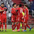 Eric Maxim Choupo-Moting și jucătorii lui Bayern Munchen FOTO Imago