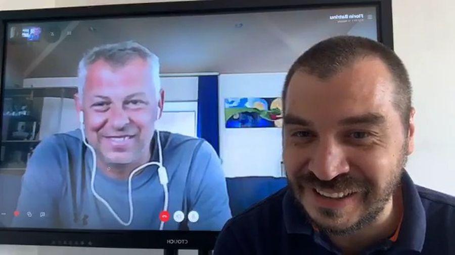 """EXCLUSIV VIDEO Culisele prăbușirii istorice a lui Dinamo în fața Rapidului lui Lucescu: """"Eu și Contra am fost scoși țapi ispășitori. Dinu ne-a pedepsit, m-am simțit ofensat!"""""""