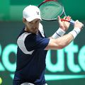 Andy Murray în acțiune FOTO: Guliver/GettyImages