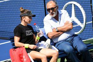 """Ion Țiriac a sunat-o pe Halep: """"Lumea nu înțelege nimic! Ăsta e cel mai bun meci pe care l-ai făcut după finala de la Wimbledon"""""""