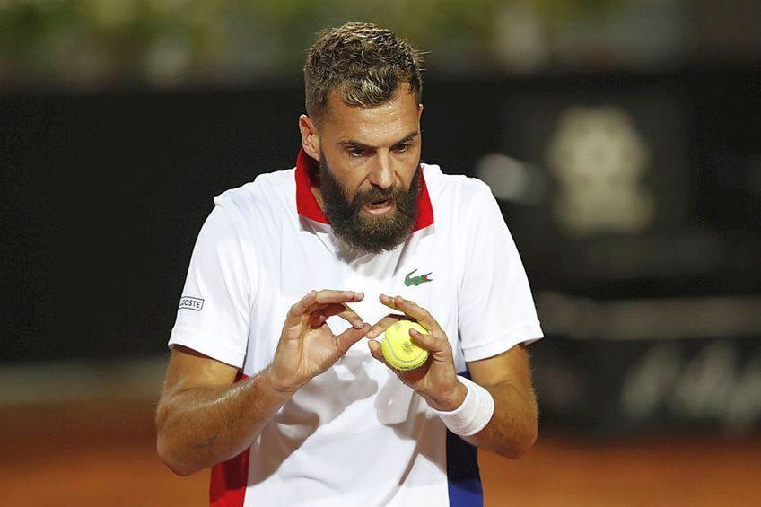 Federația Franceză de Tenis a anunțat că Benoit Paire (31 de ani, 35 ATP) are interzis la Jocurile Olimpice de la Tokyo.