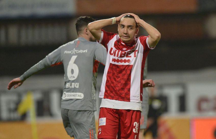 Gaz Metan a învins-o pe Dinamo, scor 4-1