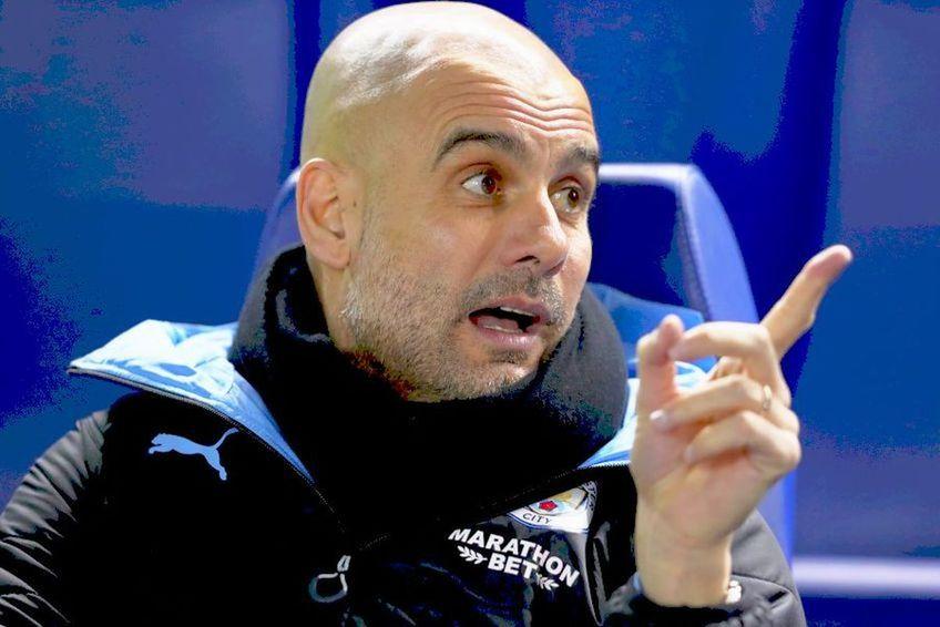 Pep Guardiola, 50 de ani, antrenorul lui Manchester City, critică dur UEFA