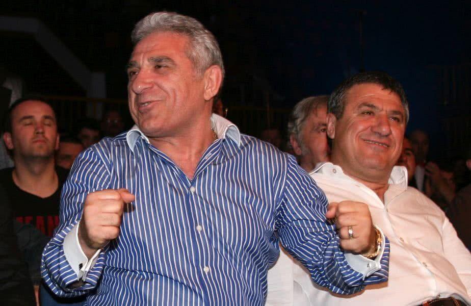 Giovanni Becali e sigur că l-ar fi ajutat pe Ianis Hagi