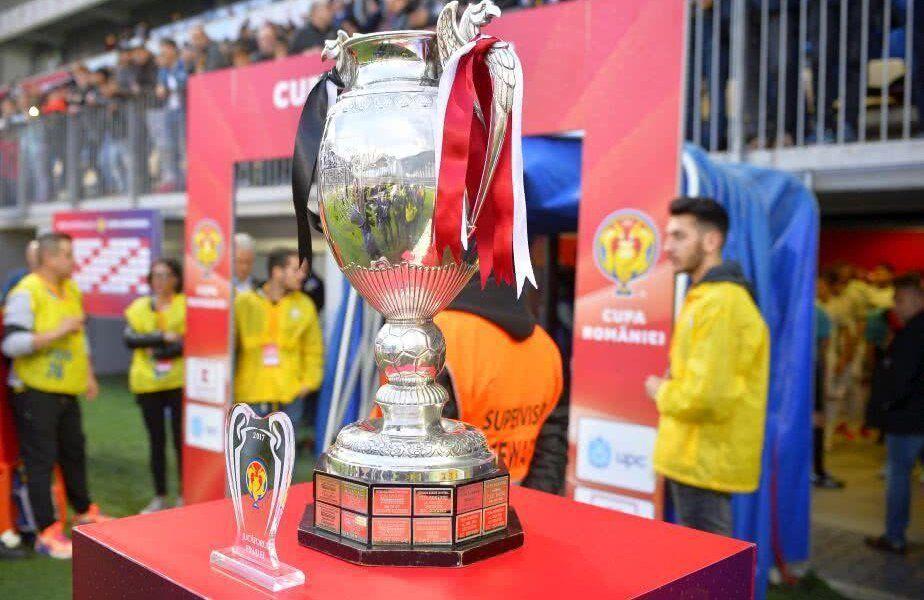Finala Cupei României se poate juca pe 15 sau 18 iulie