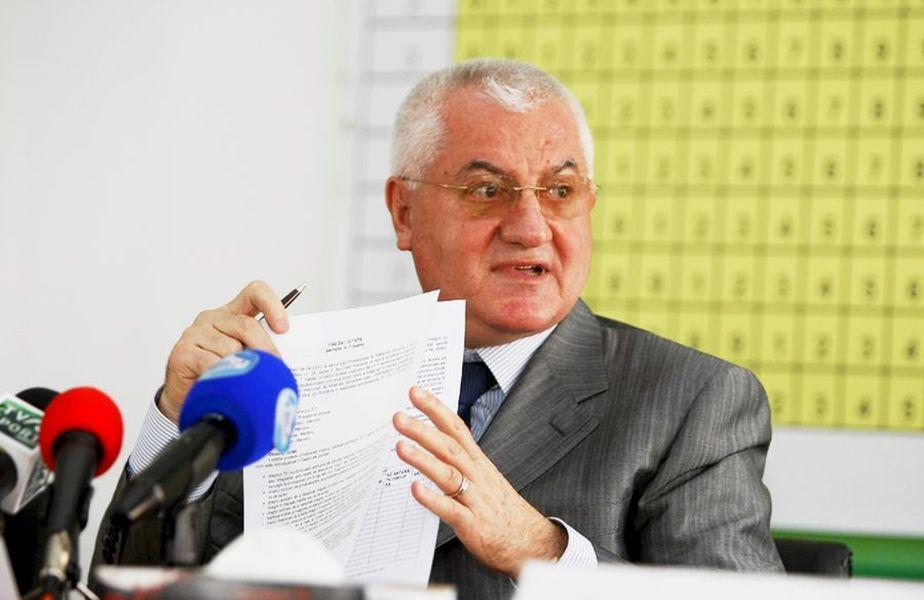 Dumitru Dragomir, fost președinte al LPF