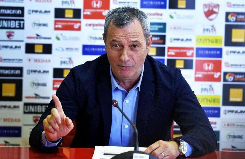 Mircea Rednic a adus ultimul titlu obținut de Dinamo, în 2007