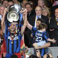 Cristi Chivu, câștigător al Ligii Campionilor în 2010 alături de Inter