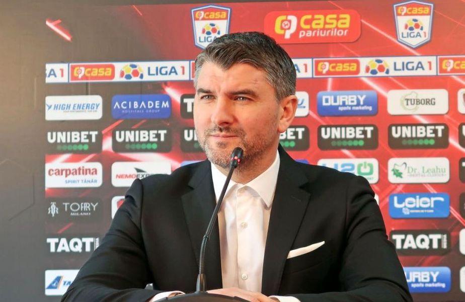 Adrian Mihalcea, antrenor Dinamo