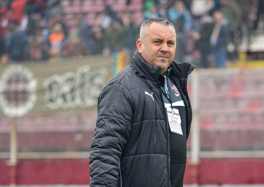 Mihai Iosif, antrenorul Rapidului