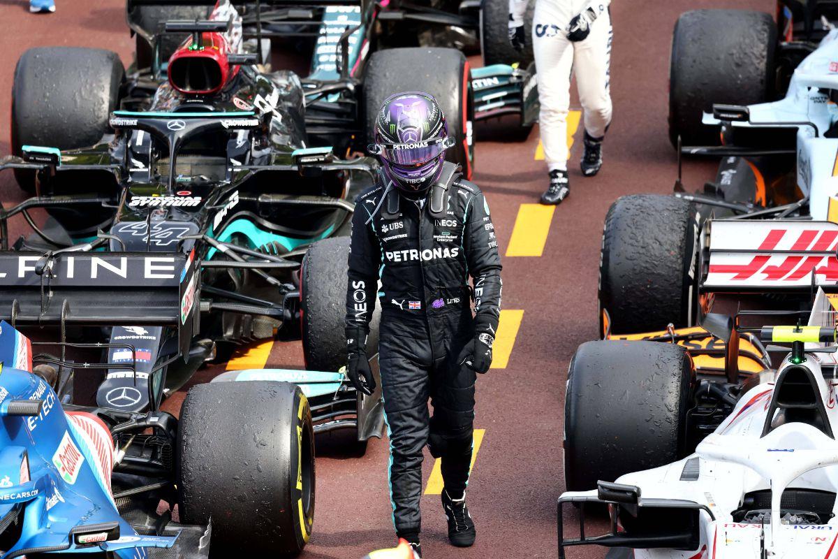 Formula 1 - MP Monaco 2021
