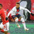 Neymar a ratat un penalty incredibil. Foto: Imago