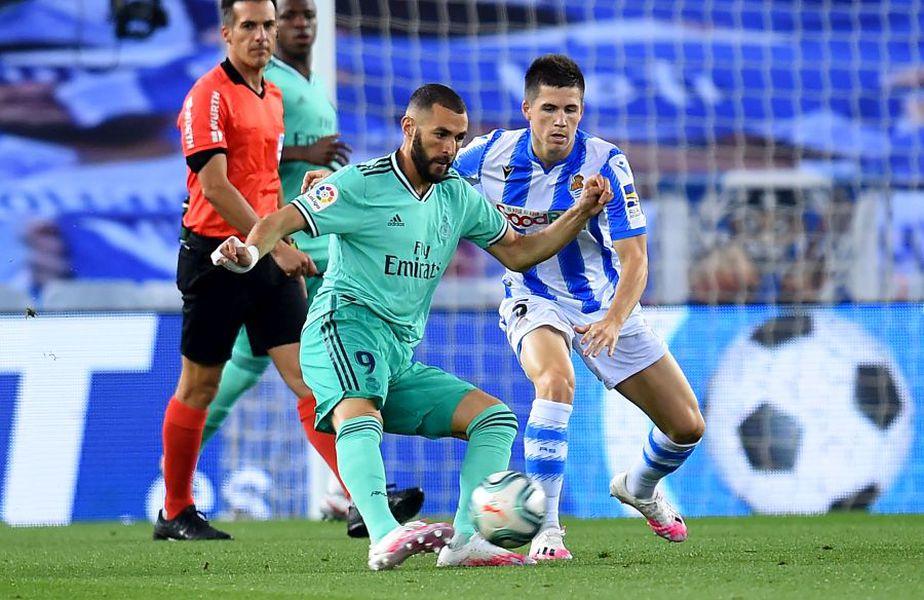 Karim Benzema impresionează în La Liga // FOTO: Guliver/GettyImages