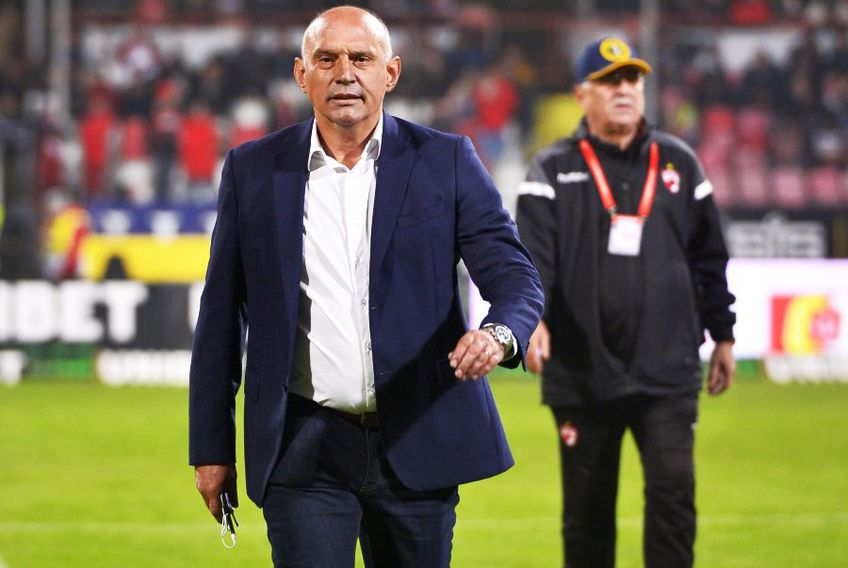 Florin Prunea a plecat după 1 an de la Dinamo