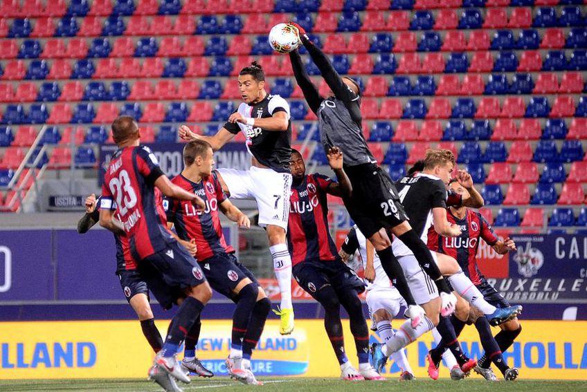 Juventus e lider în Serie A // FOTO: Guliver/GettyImages