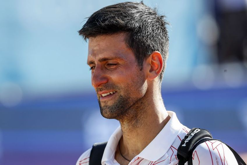 Novak Djokovic are coronavirus // FOTO: Guliver/GettyImages
