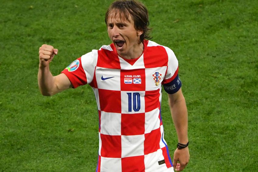 Luka Modric (foto: Guliver/Getty Images)