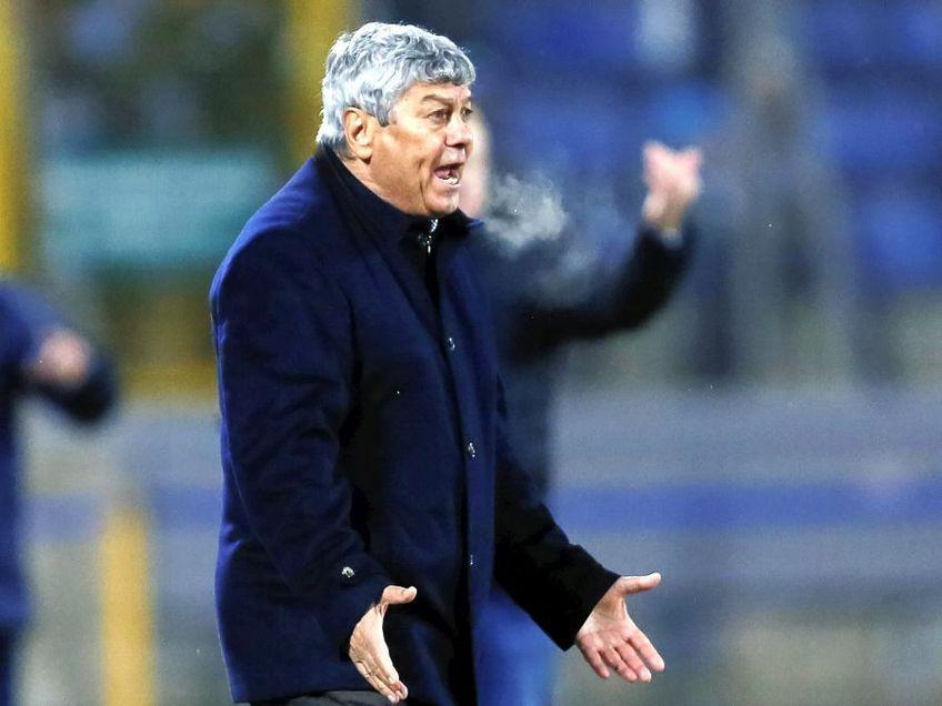 Mircea Lucescu l-a propus pe Marco Rossi pe banca echipei naționale