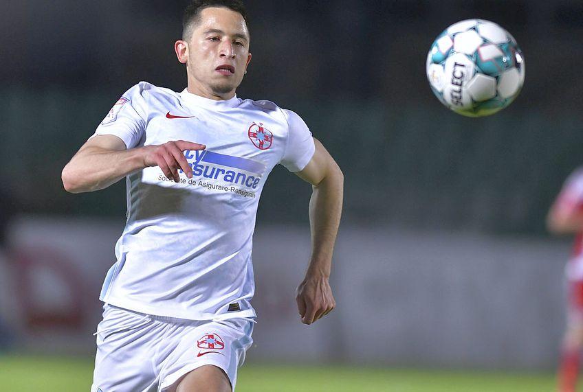 Galatasaray insistă pentru Olimpiu Moruțan // foto: Imago