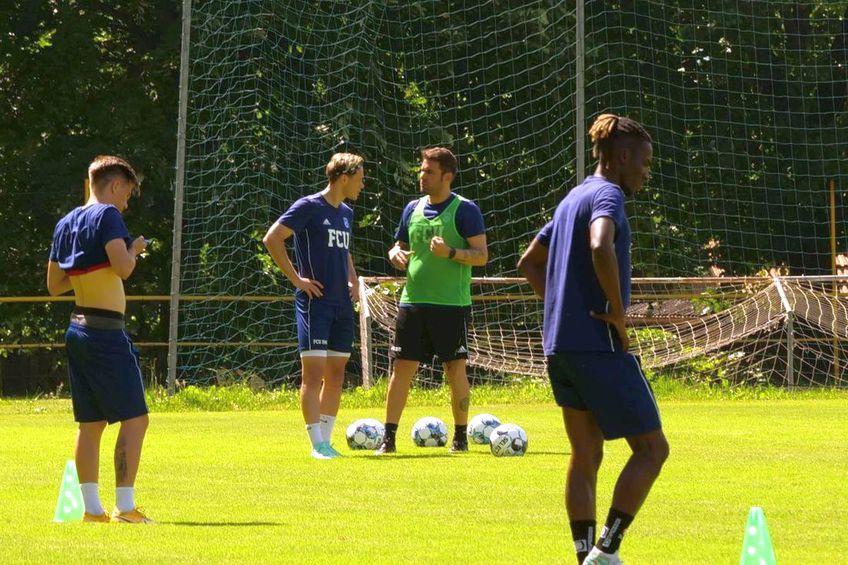 Jucătorii lui FC U Craiova sunt impresionați de Mutu